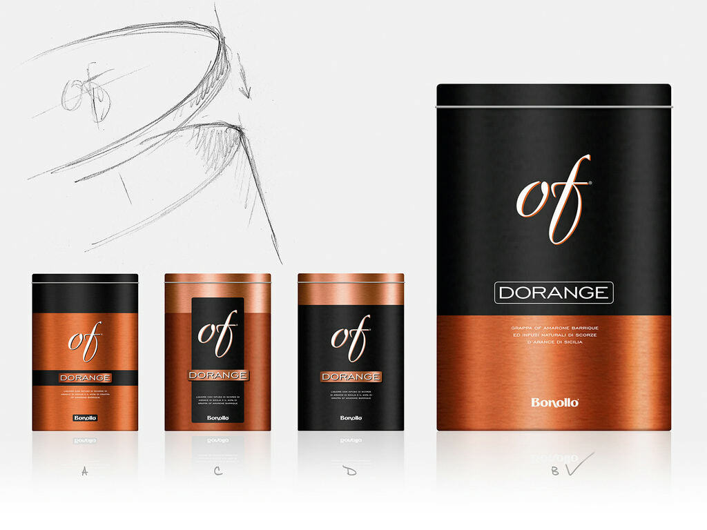 Rendering per il packaging