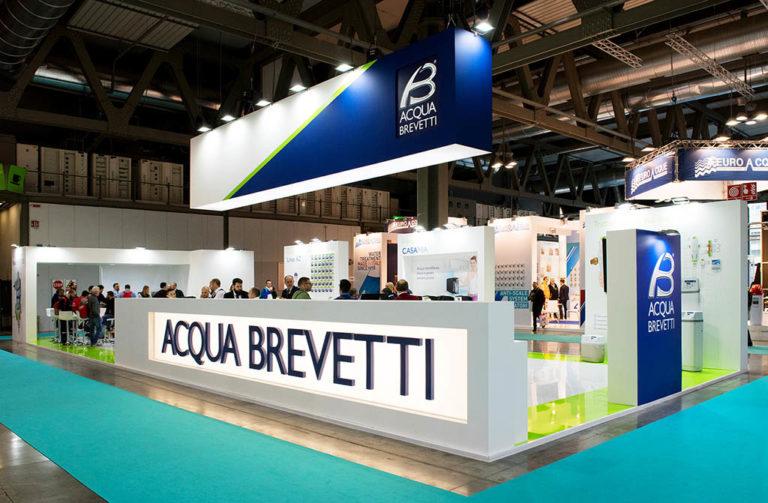 Acqua Brevetti – Stand